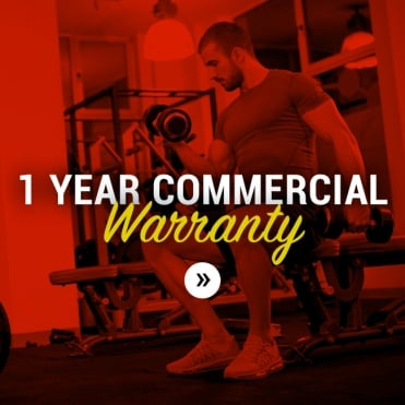 1 Year Commercial Warranty