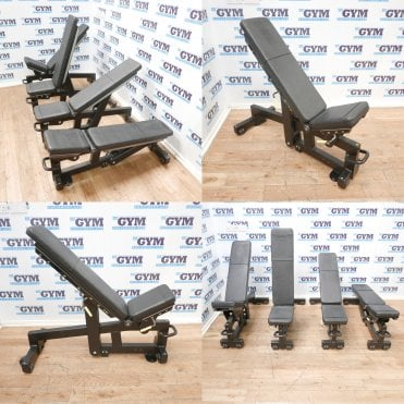 4 Piece Package - Used Pure Strength Adjustable Incline Bench