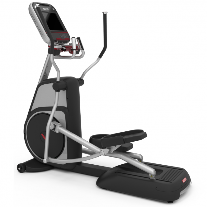 8CT 8 Series Commercial Cross Trainer - 15in Touch Screen Display
