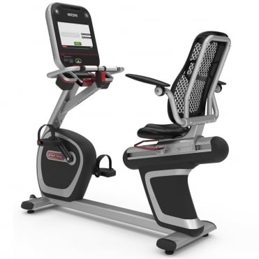 8RB 8 Series Recumbent Bike - 15in Touch Screen Display