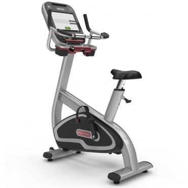 8UB 8 Series Upright Bike - 15in Touch Screen Display