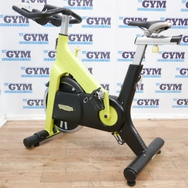 Custom Refurbished Group Indoor Cycle (Yellow / Chain Driven)