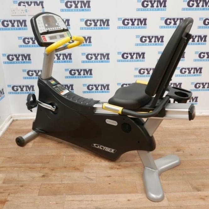 Cybex Treadmill Parts Uk: Refurbished 530R Recumbent Bike