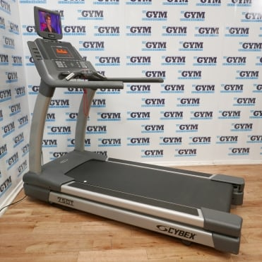 Refurbished 750T Treadmill with TV