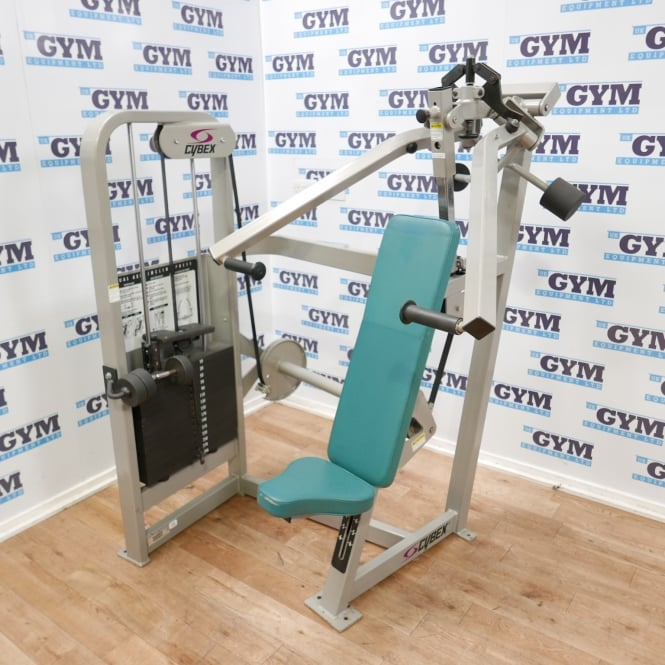Used Dual Axis Incline Chest Press
