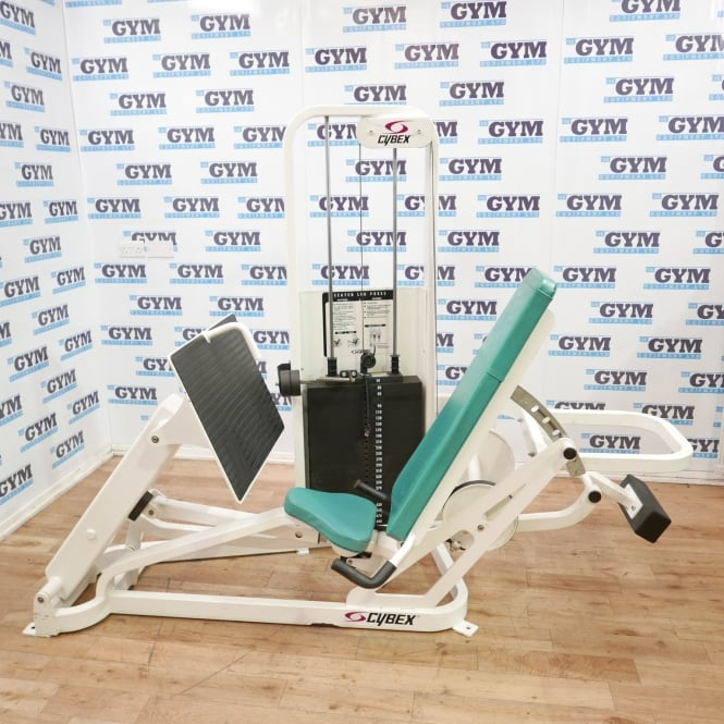 Cybex Used VR2 Seated Leg Press