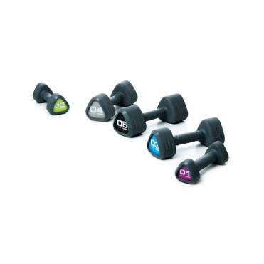 3kg Escape SBX Rubber Handweights - Discontinued