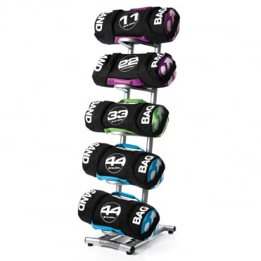 5 Tier Vertical Ball / Bag Rack