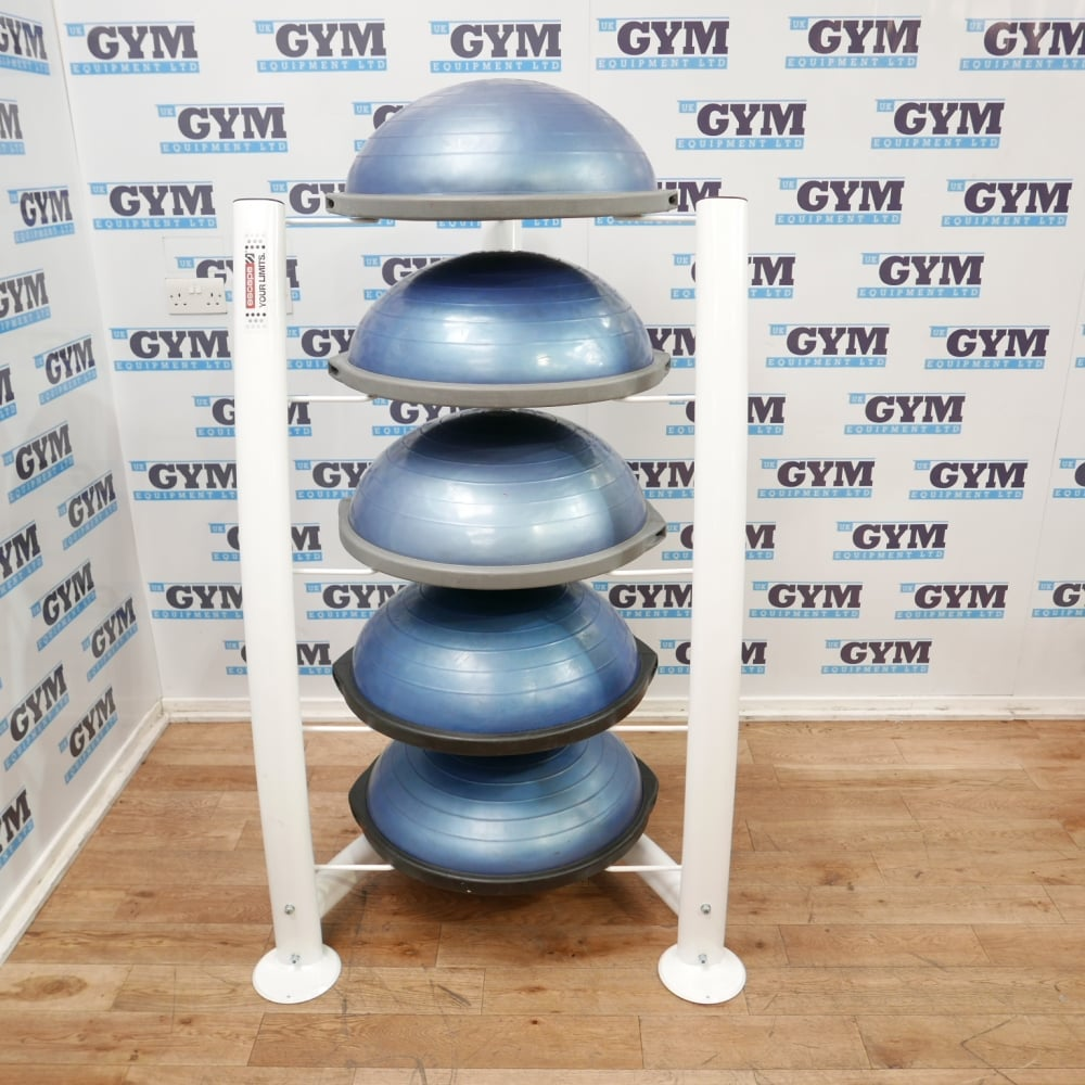 5 X Used Bosu Balls Escape Rack Strength Training From Uk Gym