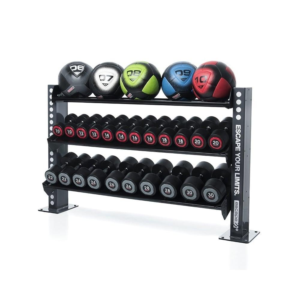 Sports equipment rack cosmecol