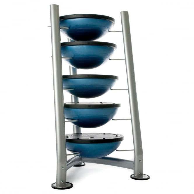 Escape Fitness Heavy-Duty Bosu Storage Rack