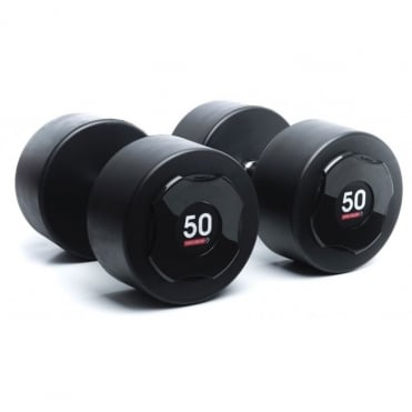 Heavy Urethane Dumbbells - Discontinued