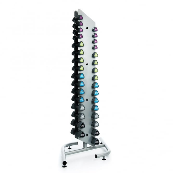 Escape Fitness Space Saving Handweight Rack