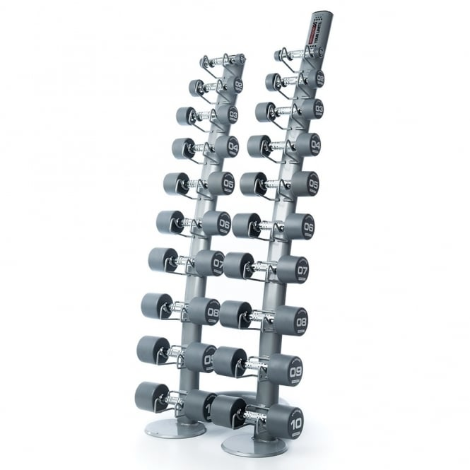 Escape Fitness Upright Dumbbell Rack
