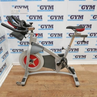 Ex-Demo AC Sport Studio Bike with Echelon 3 Console & Power Upgrade (Belt Drive)
