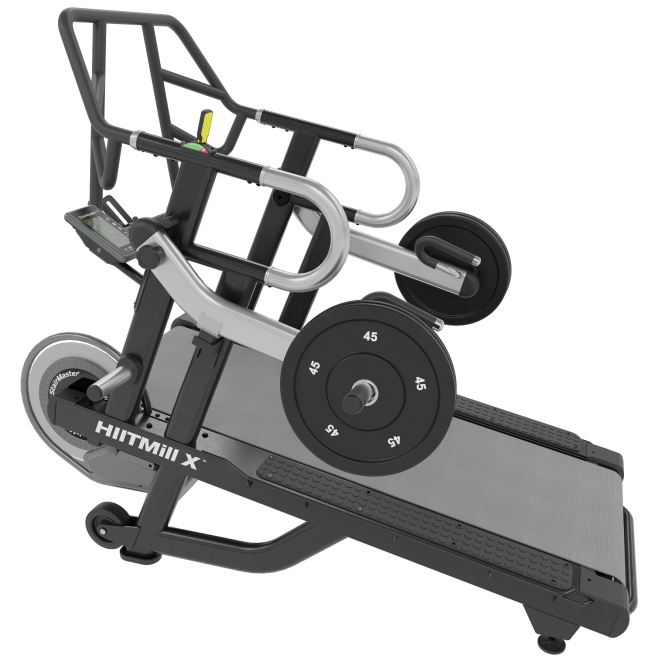 HiitMill X with Hiit Console - Self Powered Treadmill