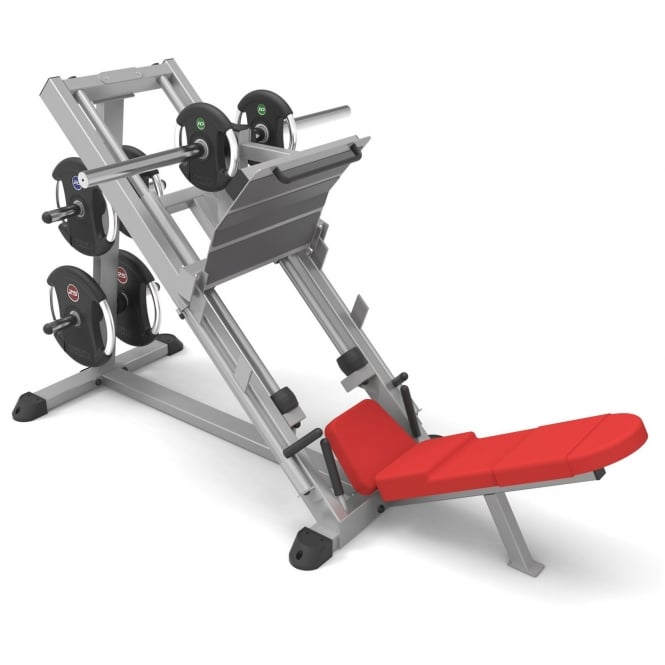 Plate Loaded Incline Leg Press
