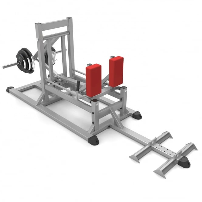 Plate Loaded Scrum Machine
