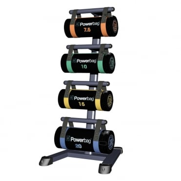 Powerbag Storage Rack - Vertical 4 Tier