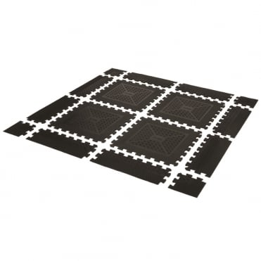 12mm Easy-Lock Free Weight Flooring
