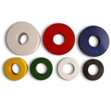 Fractional Olympic Plate Set