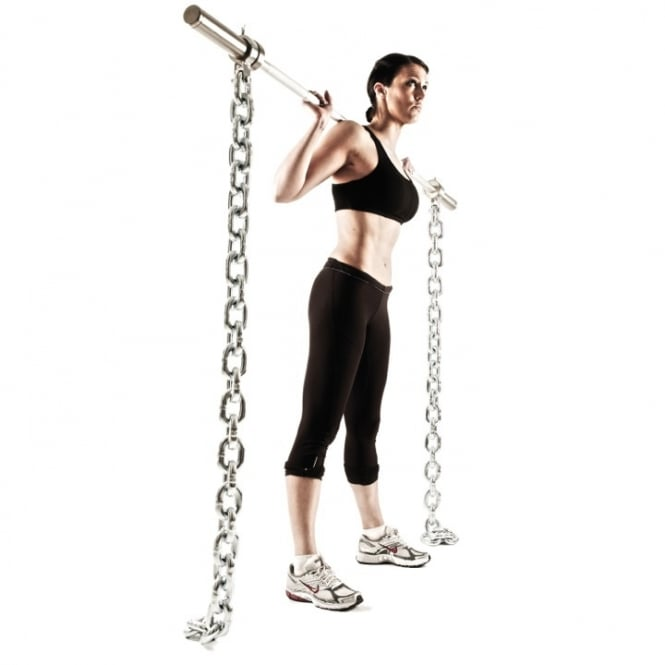 Jordan Fitness Olympic Lifting Chains