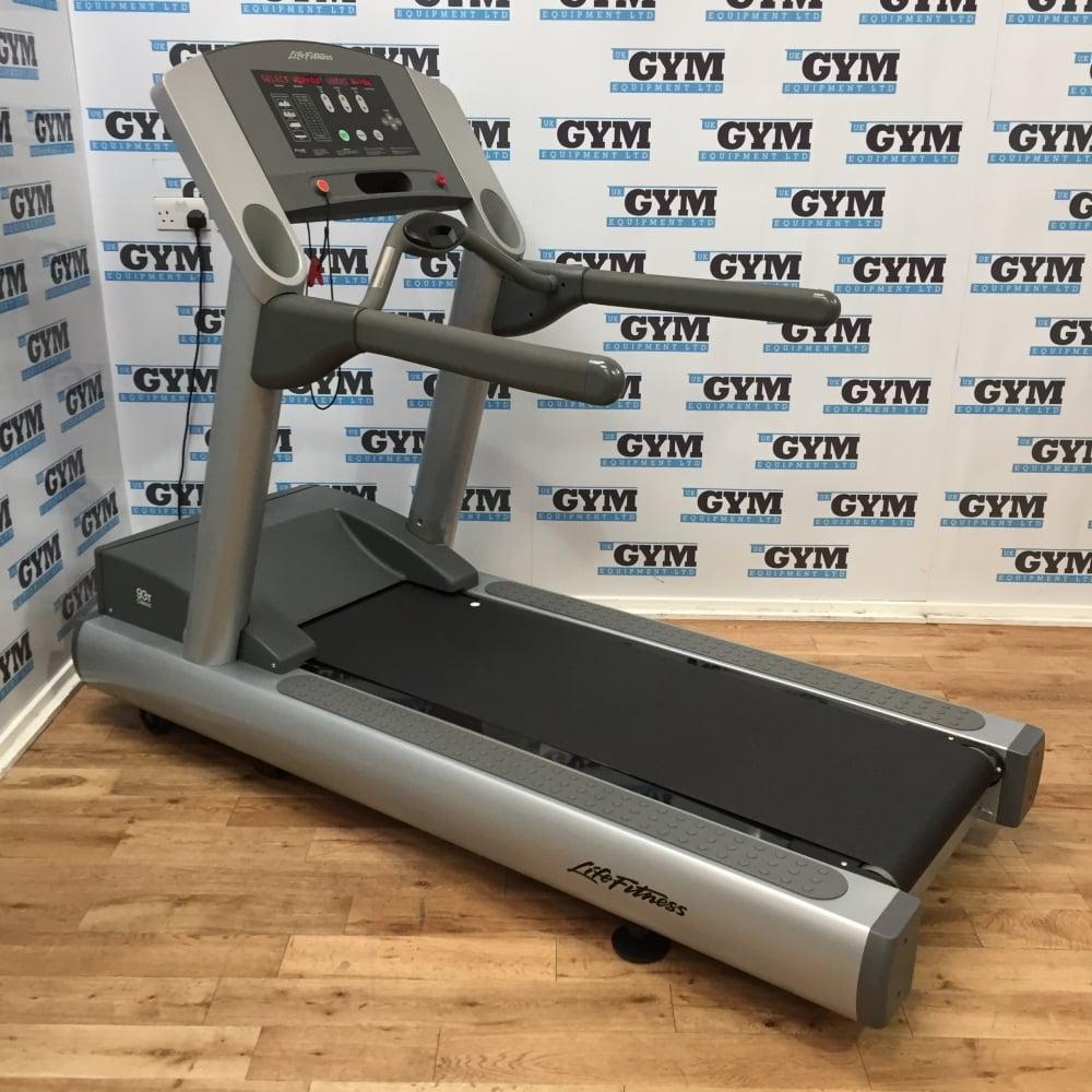 Cybex Treadmill Parts Uk: Life Fitness Refurbished 93T Treadmill