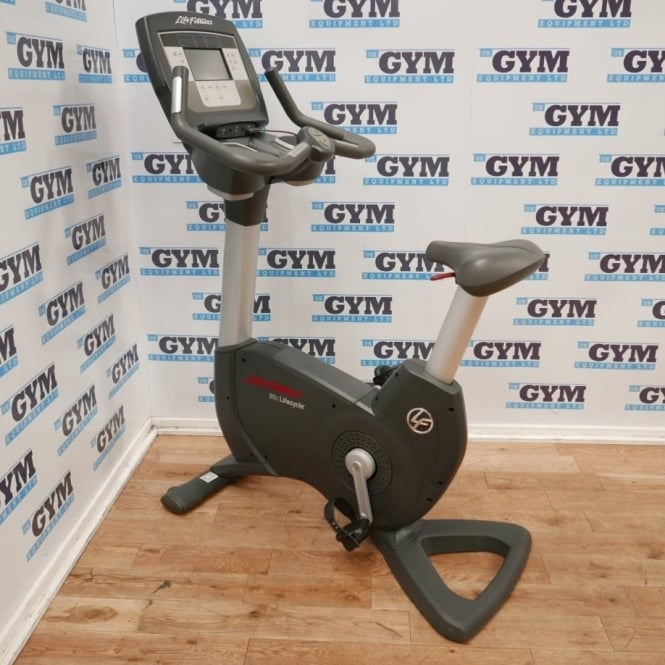 Life Fitness Refurbished 95C Elevation Series Inspire Upright Bike
