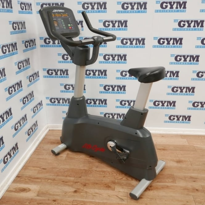 Life Fitness Refurbished Activate Series Upright Bike