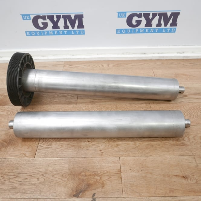 Life Fitness Service Exchange - Pair of Refurbished 93T / 95Ti / 97Ti Treadmill Rollers