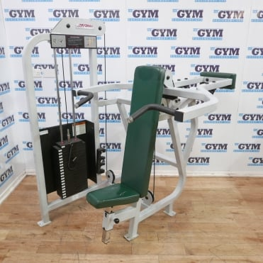 Used Pro Shoulder Press (Cream Frame)