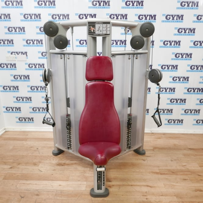 Life Fitness Used Signature Cable Motion Independant Chest Press