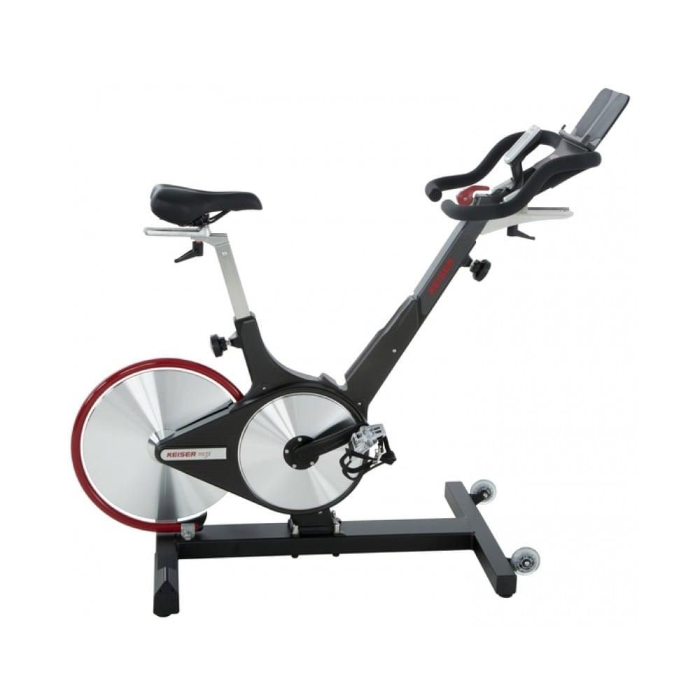 Fitness Equipment Uk: M3i Black Indoor Studio Bike