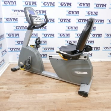 Refurbished R1x IFI Recumbent Bike w/ Ankle Support Pedals