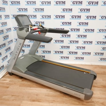 Refurbished T7xe Treadmill with TV