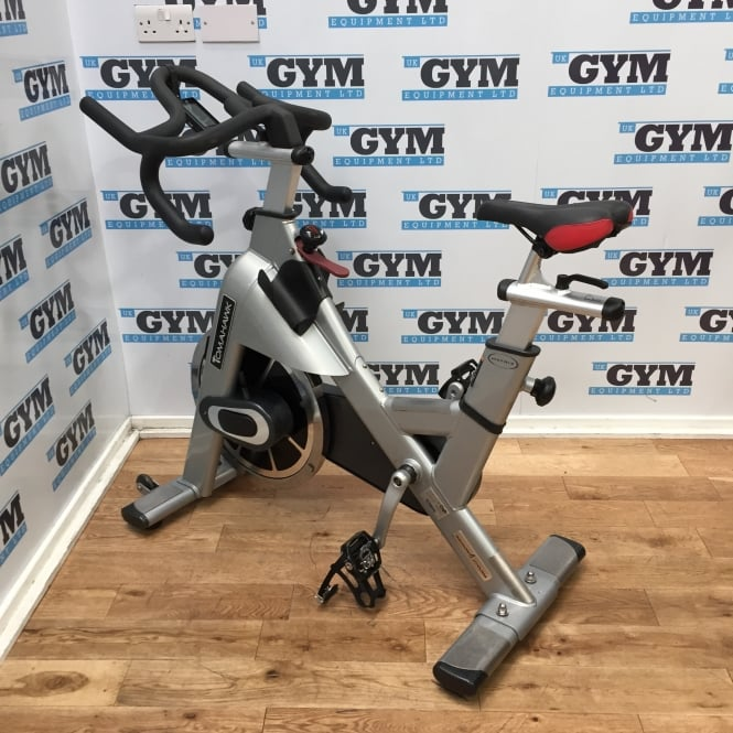 Matrix Fitness Refurbished Tomahawk S Series Spinning Bike with Console