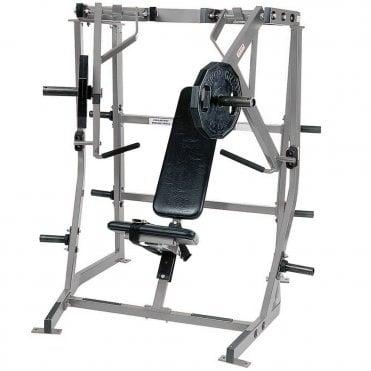 hammer strength egykarú press