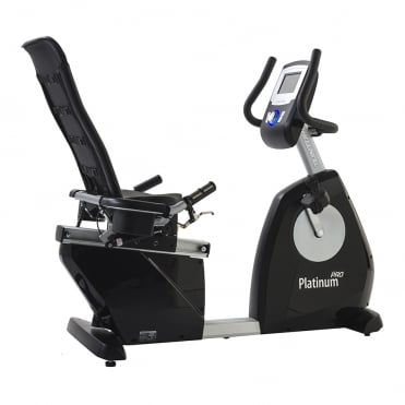 Platinum PRO Recumbent Bike (Light Commercial)
