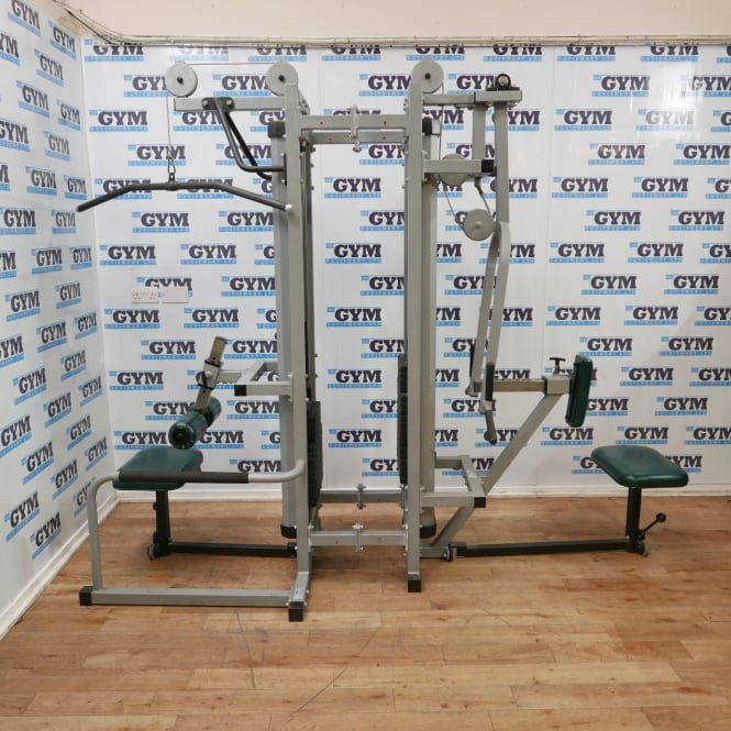 Used Integra Dual Lat Pull Down & Seated Row (Wheelchair Access)