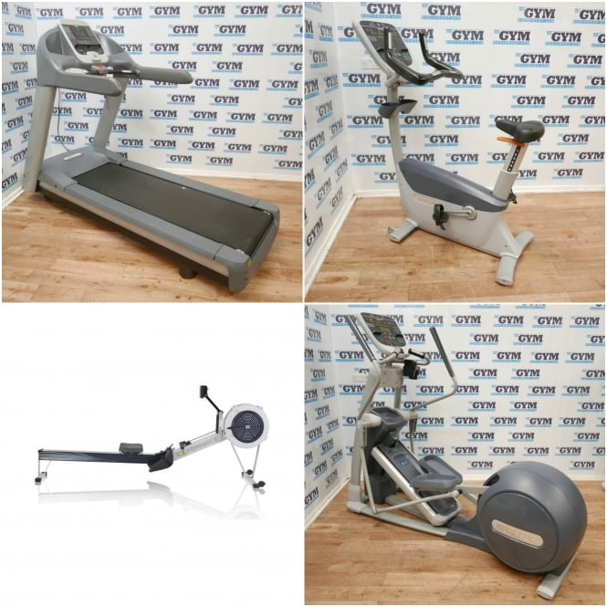 Precor 4 Piece Refurbished Experience Series Package
