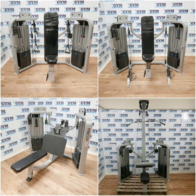 4 Piece Used Icarian Dual Stack Strength Package
