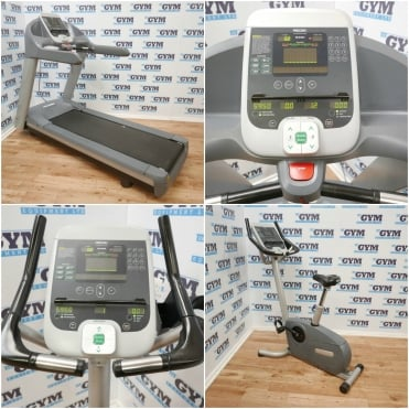 Refurbished 956i Treadmill & 846i Upright Bike Package