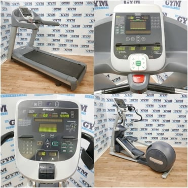 Refurbished 956i Treadmill & EFX 833 Lower-Body Cross Trainer Package