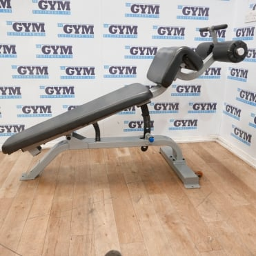 Used Icarian Adjustable Decline Bench