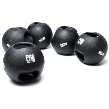 Double Grip Medicine Ball