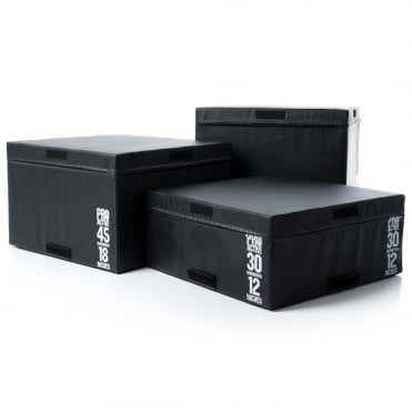 Soft Plyometric Boxes