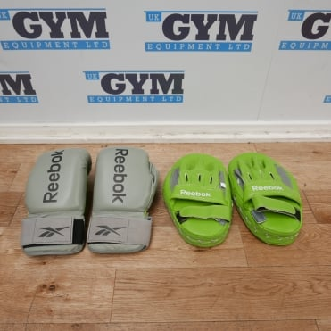 Coaches Combination Sparring Gloves / Hook & Jab Pads