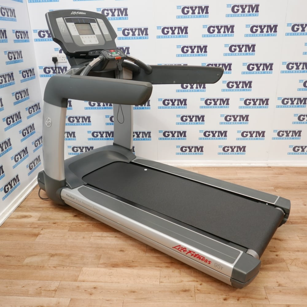 Refurbished 95T Elevation Series Inspire Treadmill ...