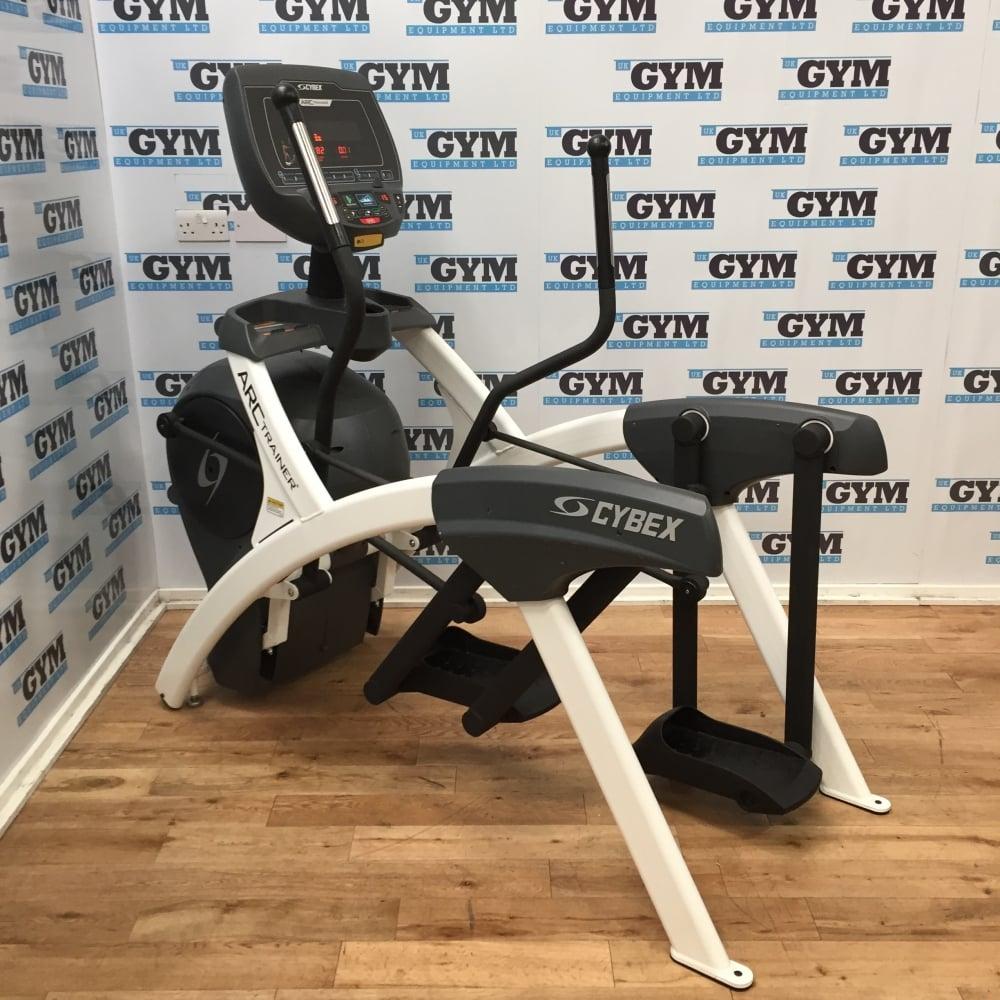 Fitness Equipment Uk: Refurbished Cybex 625AT Arc Trainer