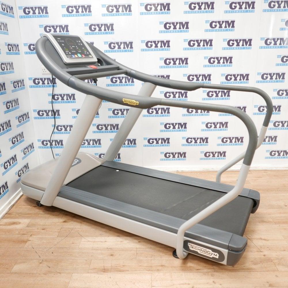Refurbished Excite+ Jog Now 500i Rehabilitation Treadmill ...